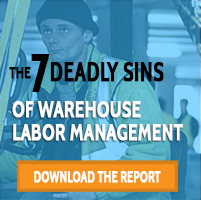 7 Deadly sins of Warehouse Labor Management