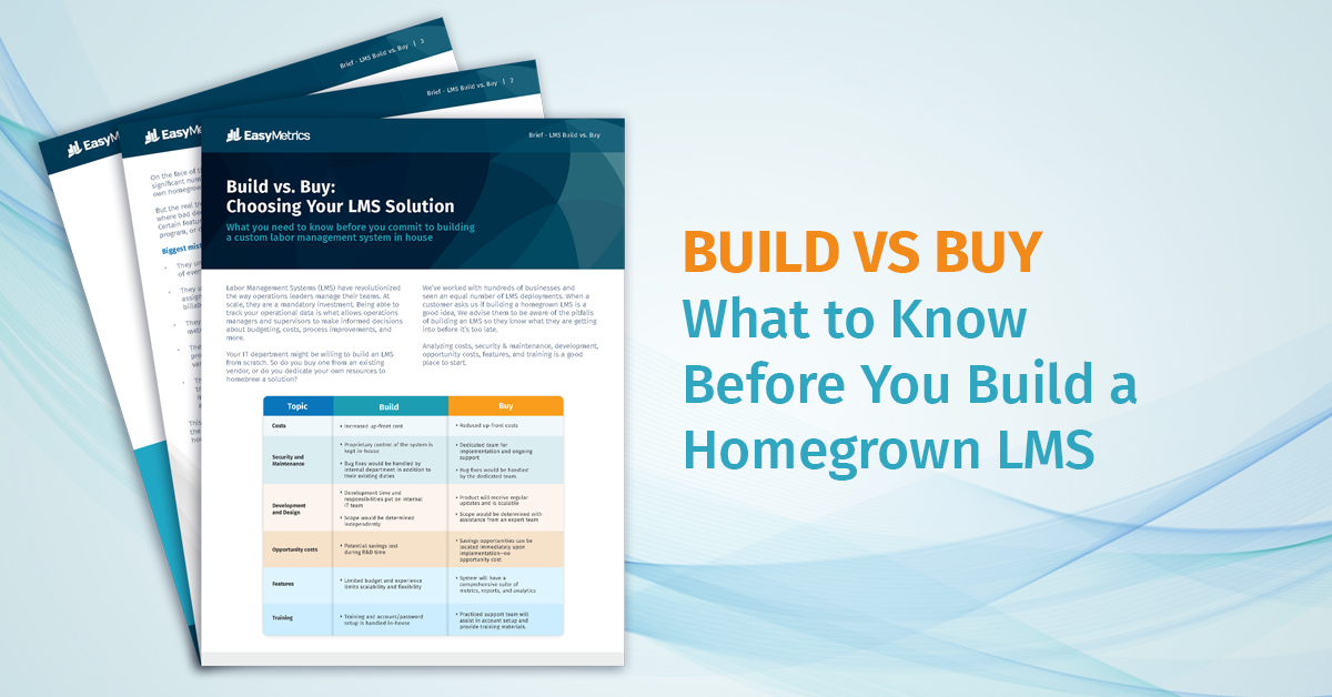 Build vs. Buy: Choosing Your LMS Solution